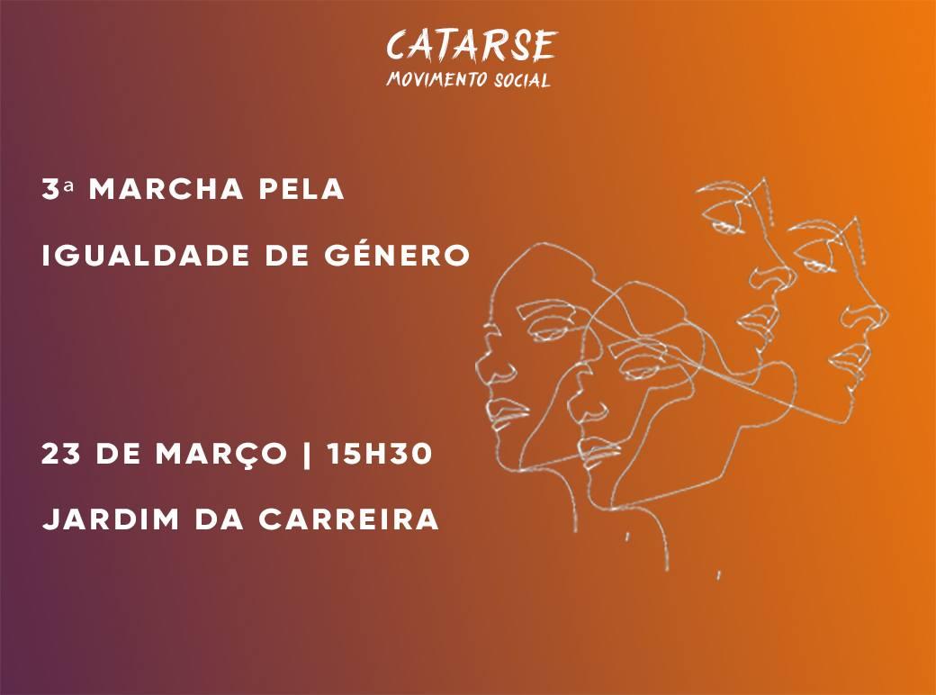3ª Marcha pela Igualdade de Género em Vila Real