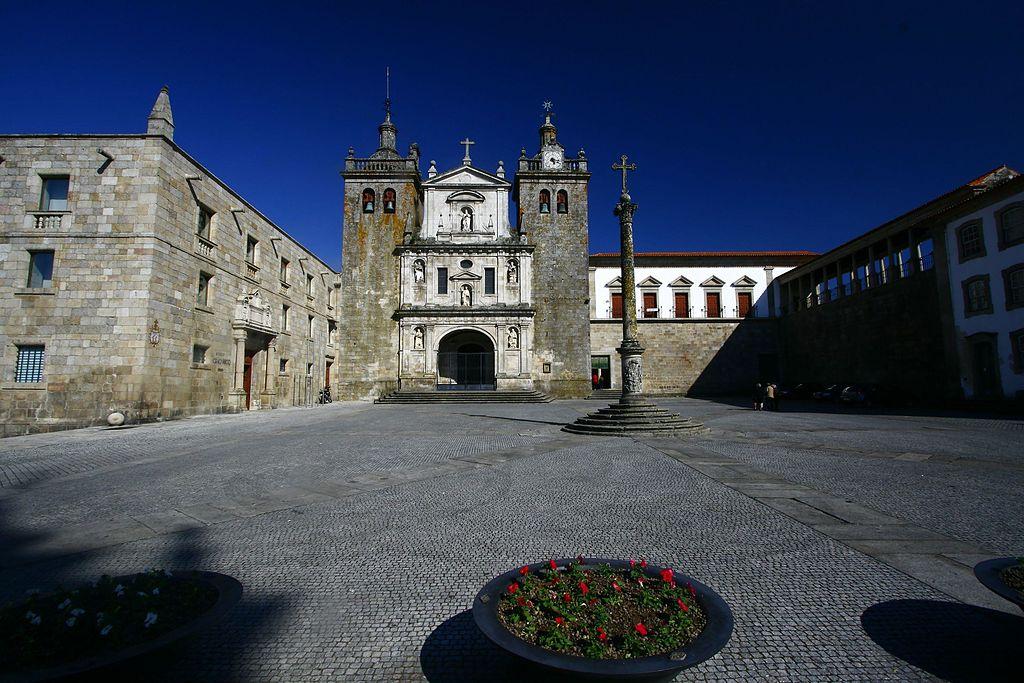 de Coimbra para Viseu