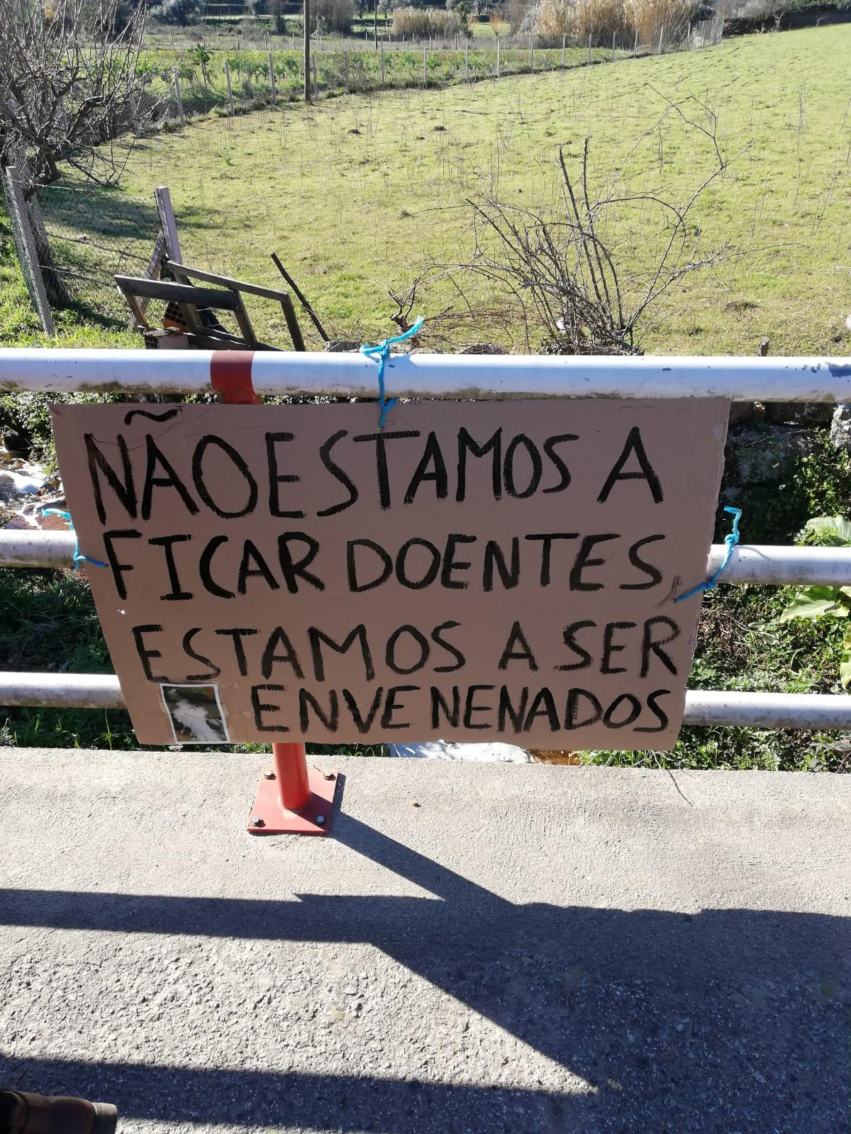 População de Dardavaz avança para mais uma concentração de protesto