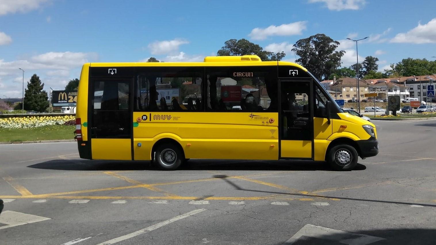 Início atribulado no serviço de Mobilidade Urbana de Viseu