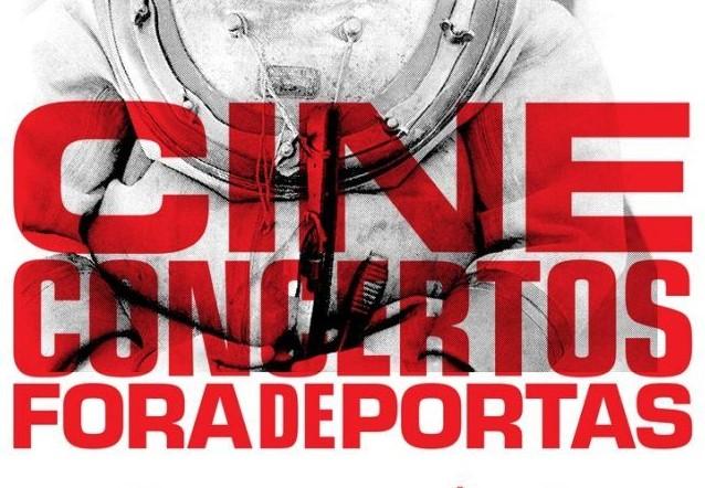 """Cine Clube de Viseu Apresenta """"Cine Concertos – Fora de Portas"""""""