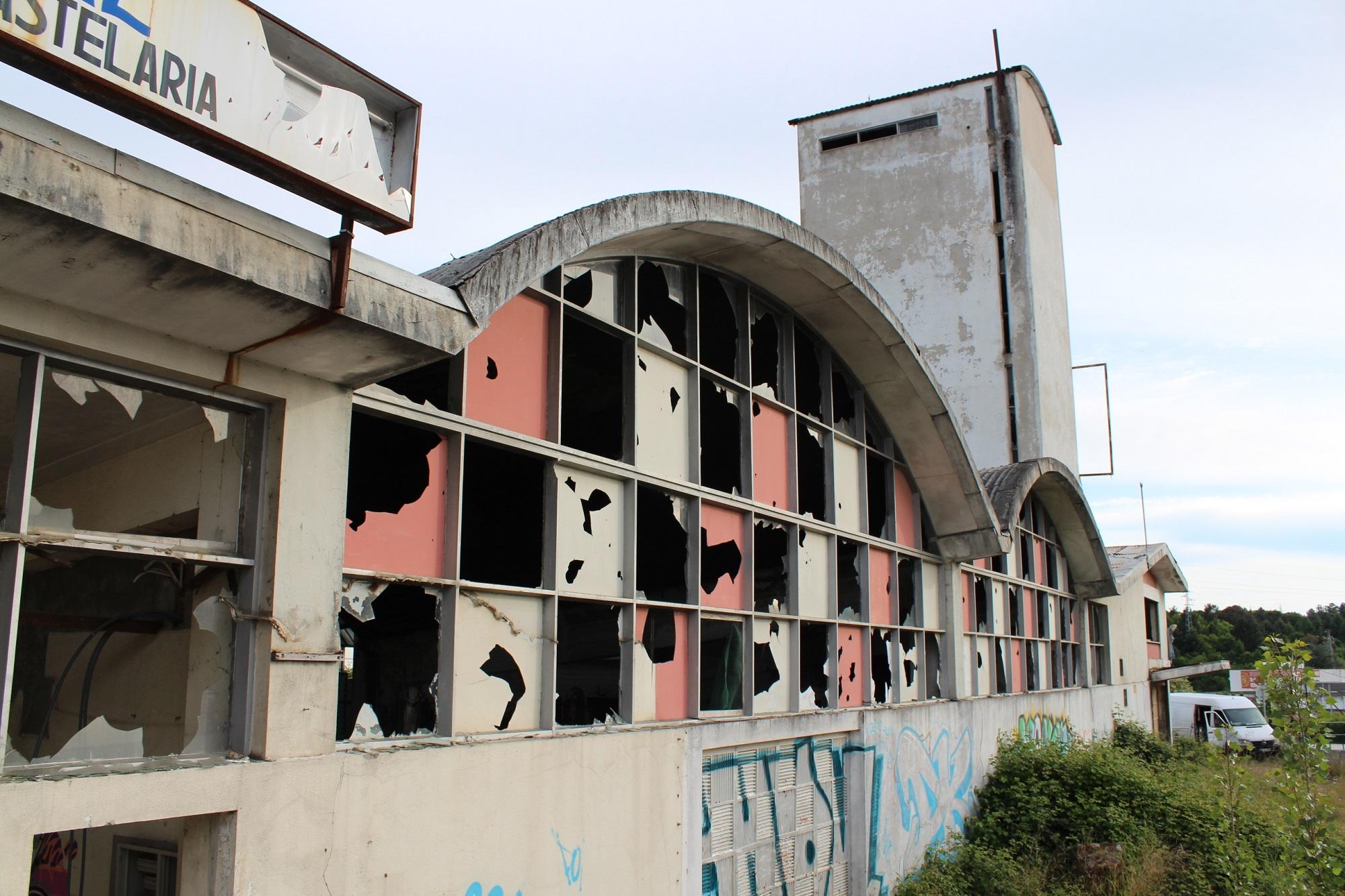 Direção Regional da Cultura Norte dá parecer positivo à demolição da Panificadora de Nadir Afonso