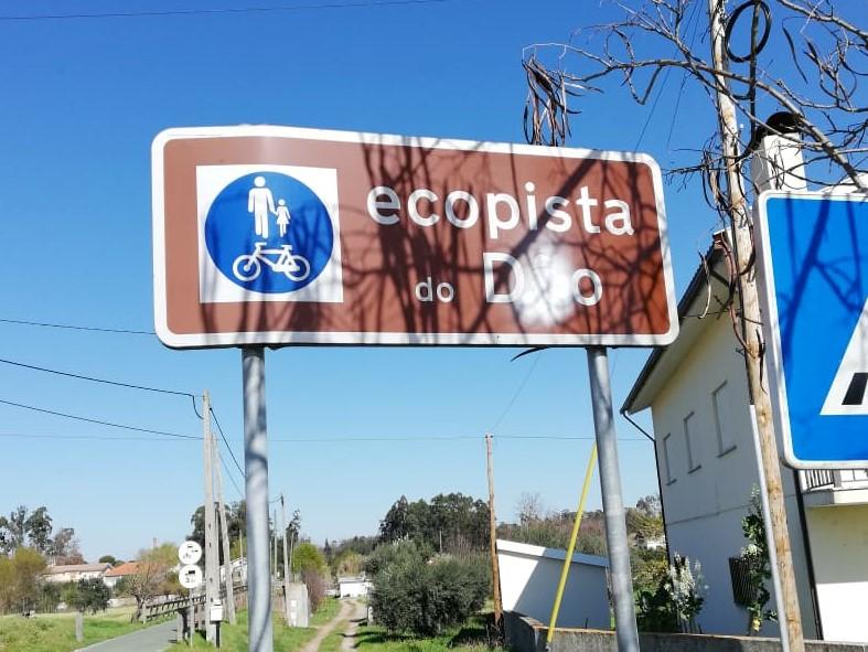 Ecopista do Dão em avançado estado de degradação