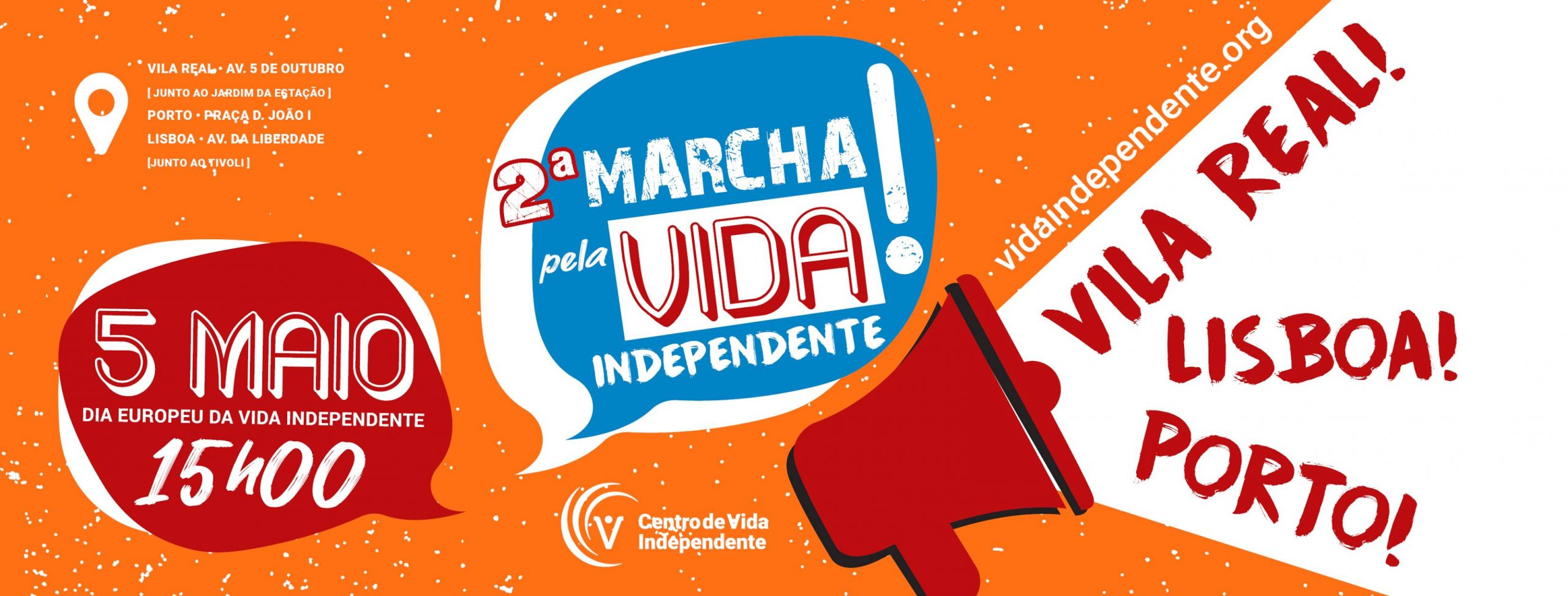 Manifesto | Marcha pela Vida Independente'19