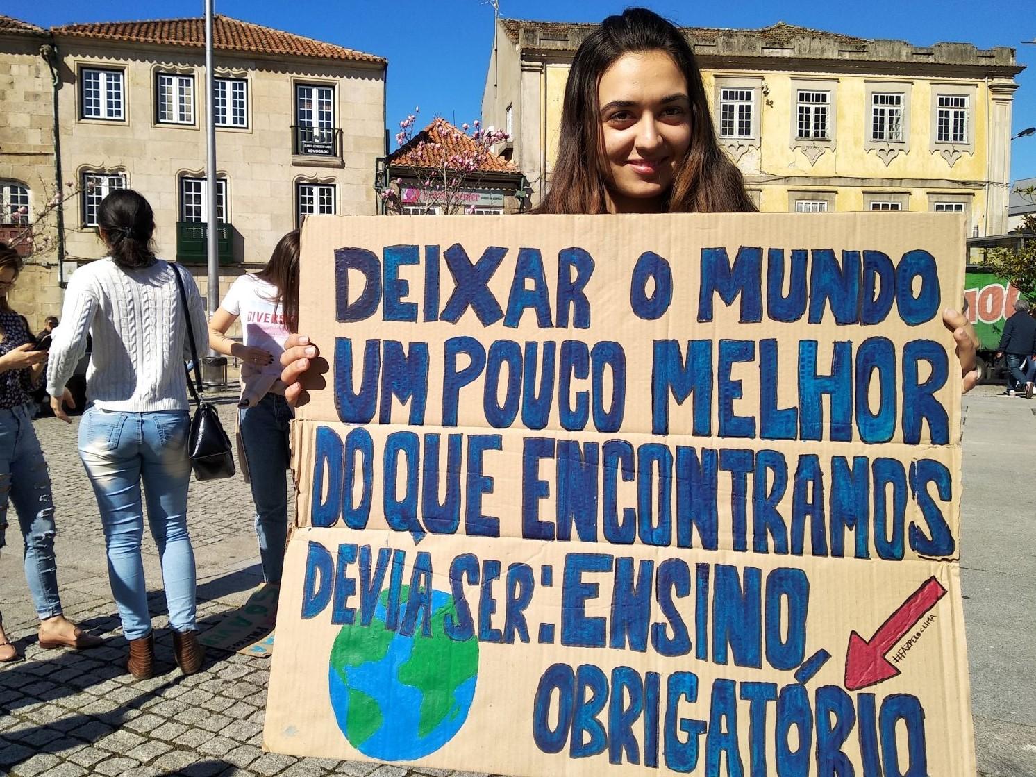 Salvar o Planeta, é preciso!