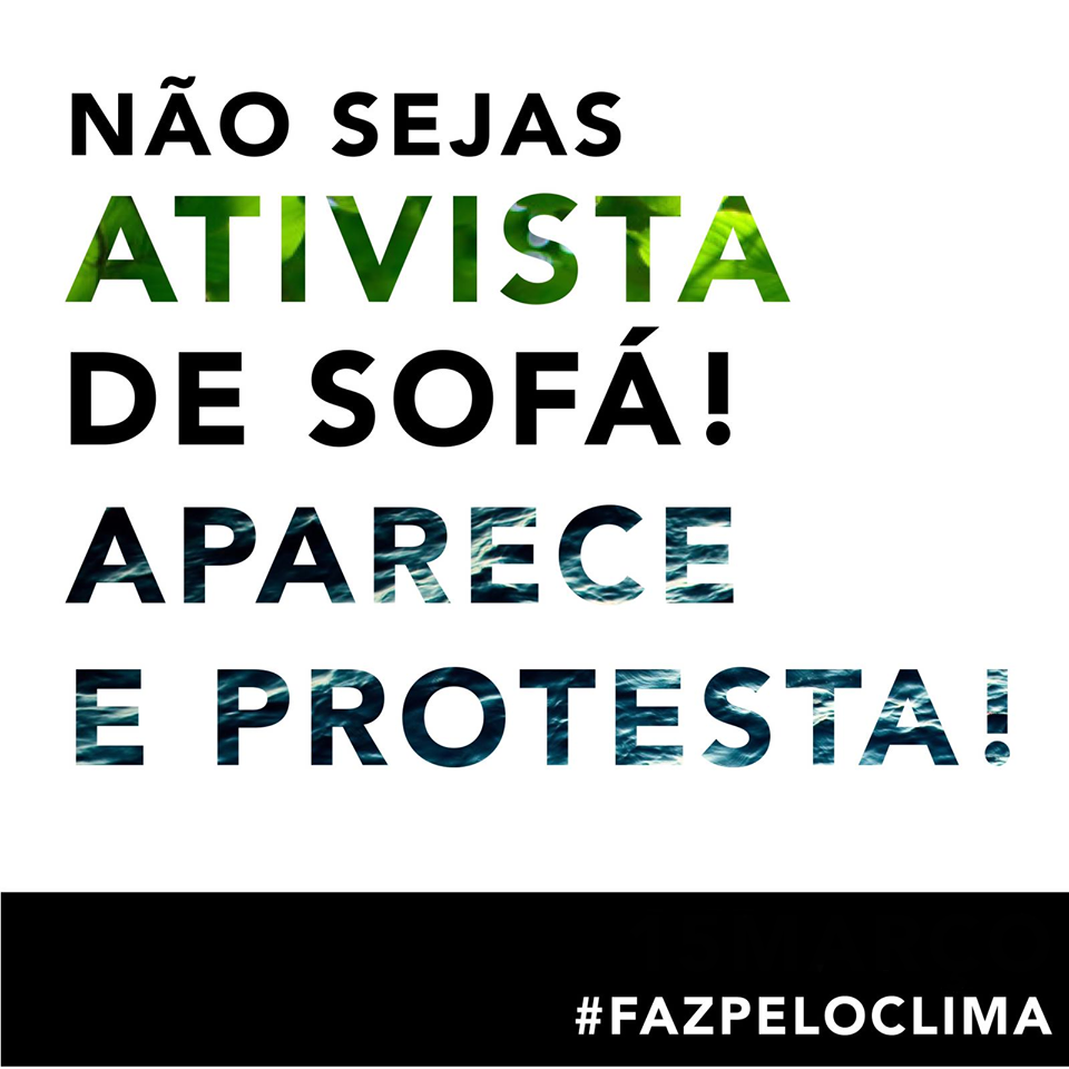 Manifesto Greve Climática Estudantil de Viseu
