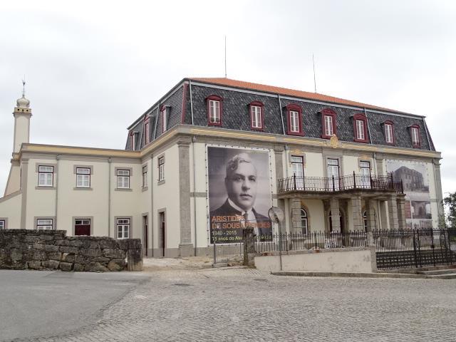 Casa de Aristides Sousa Mendes aguarda requalificação há 5 anos