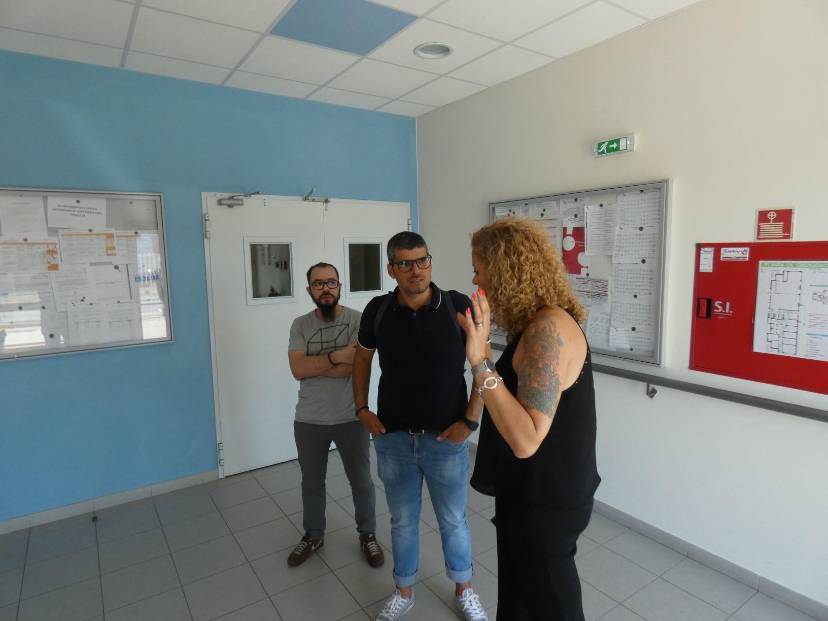 Bloco de Esquerda visitou CERCIMAC em Macedo de Cavaleiros