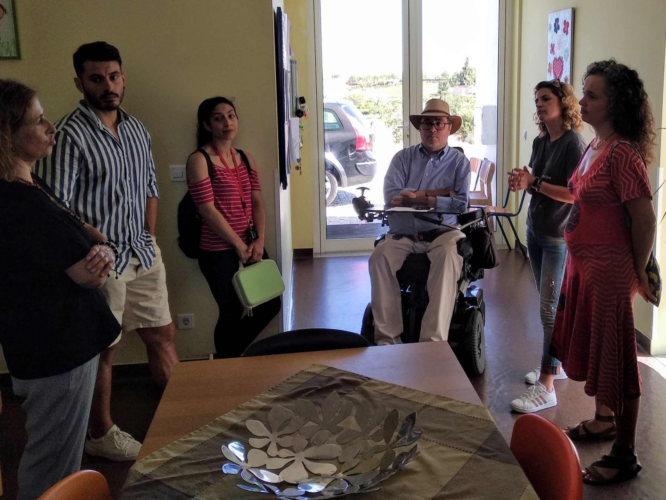 Bloco Vila Real visita Lar Residencial da APPACDM em Alijó