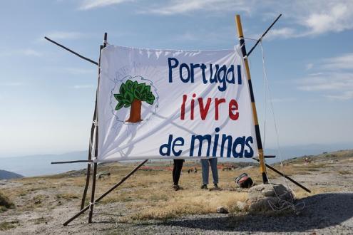 Centenas de pessoas na Serra da Estrela contra exploração de lítio