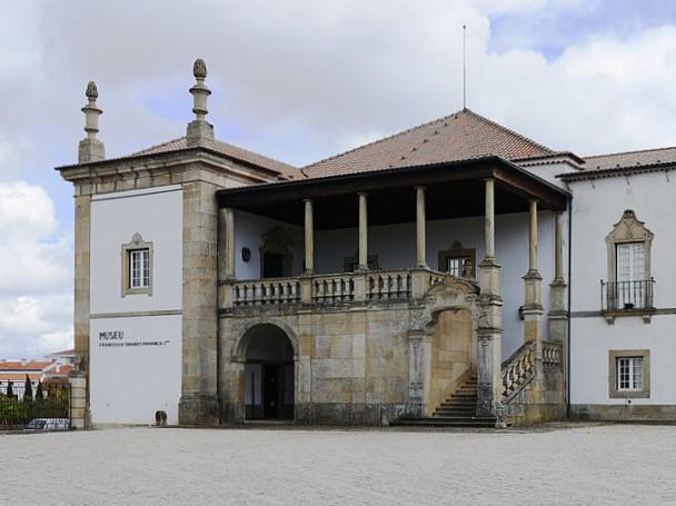 O Museu Francisco Tavares Proença