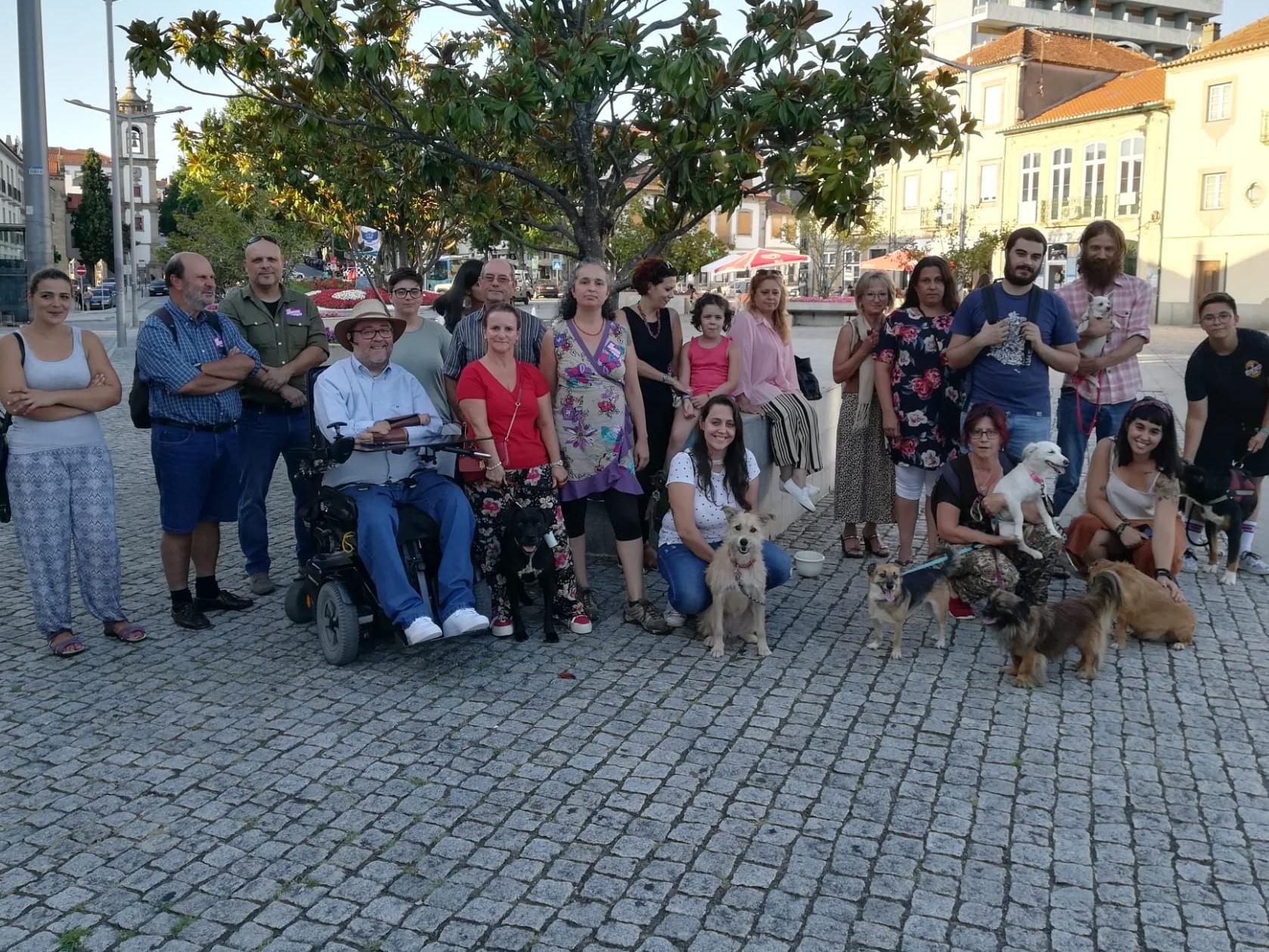 """""""Cãocentração"""" aponta responsabilidades à Associação de Municípios do Vale do Douro Norte"""
