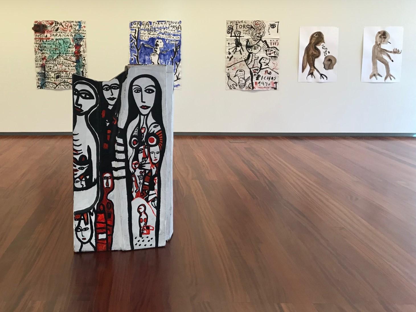 Inaugura hoje no Espaço Miguel Torga exposição individual de Agostinho Santos