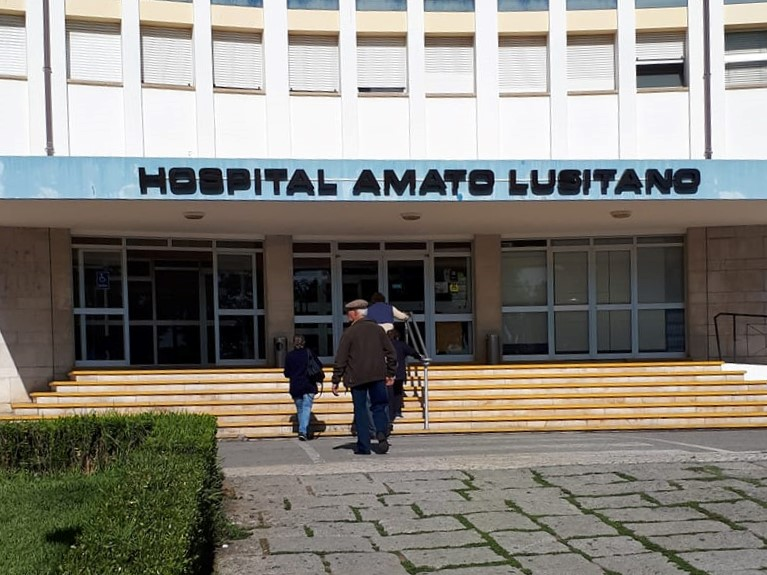 Demissão na obstetrícia do Hospital Amato Lusitano