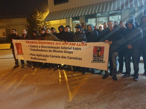 Navigator: quatro dias de luta marcados por ilegalidades contra a greve