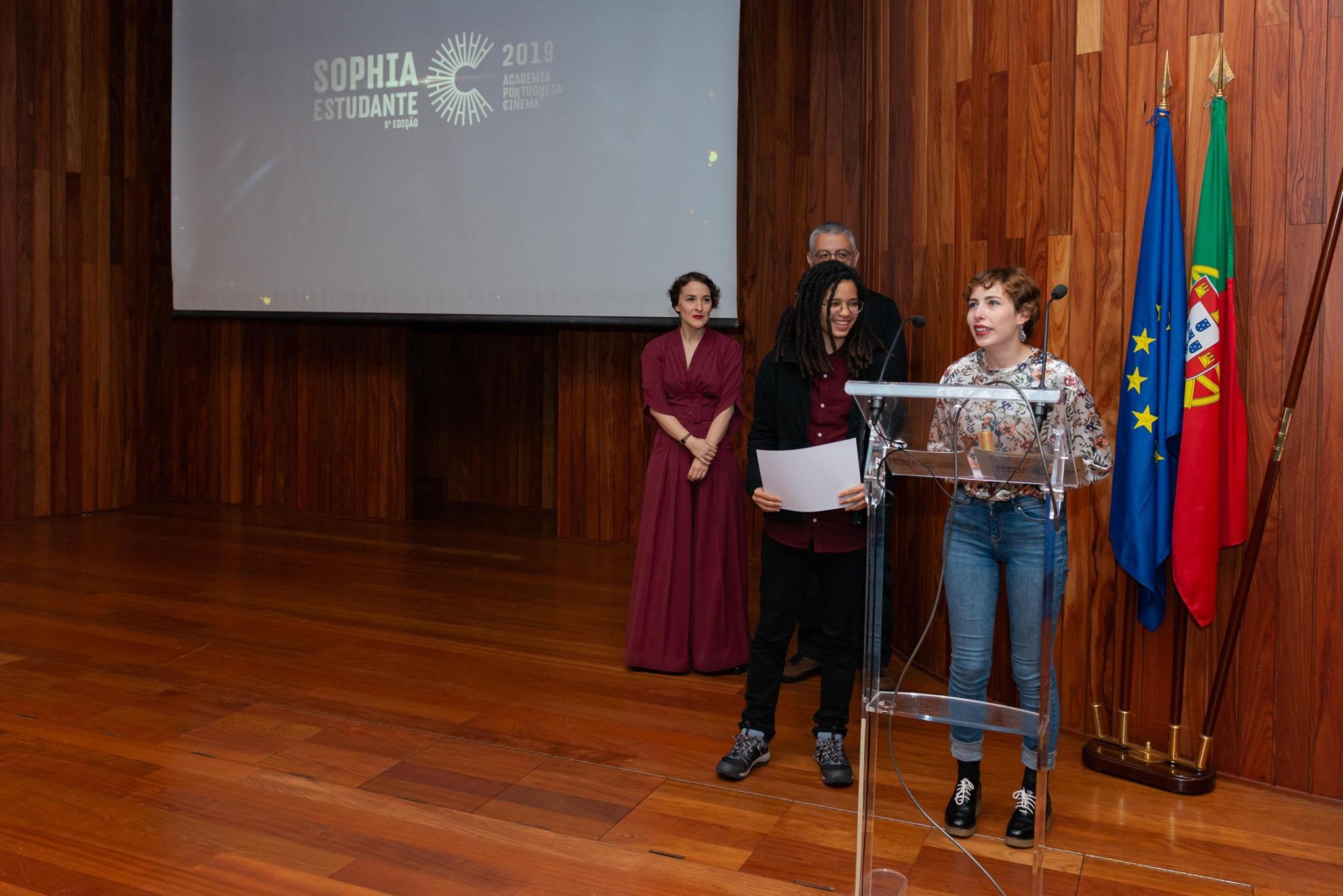 Sophia Estudante premeia três curtas-metragens de alunos da UBI