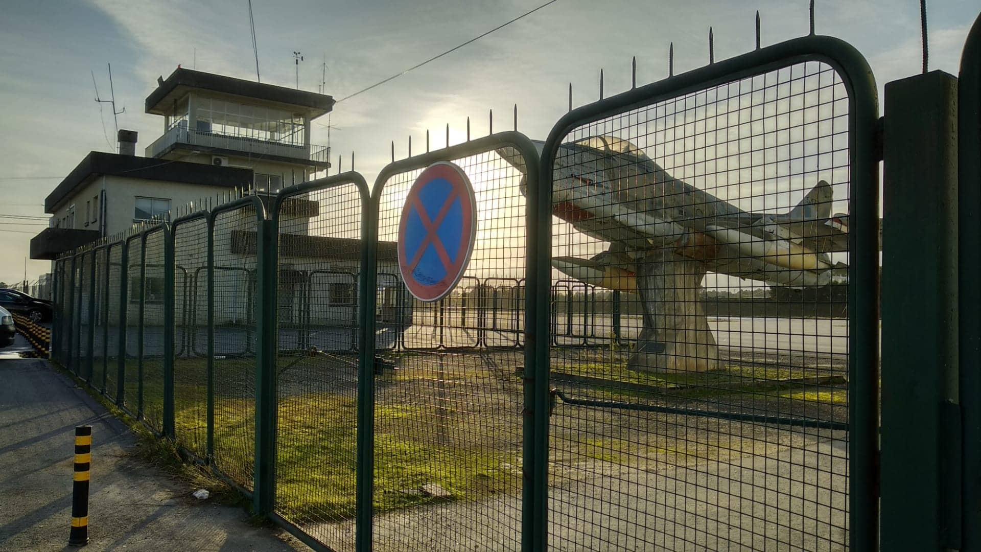 Linha aérea Bragança-Portimão encerrada temporariamente