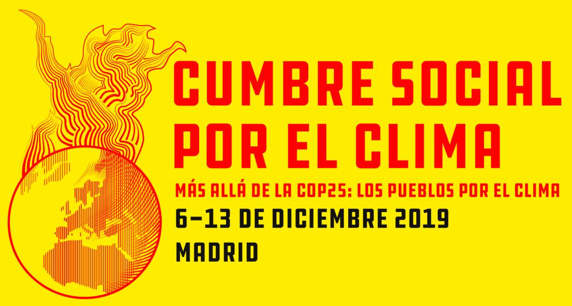 Operação Madrid – De Portugal à COP-25 pela Justiça Climática