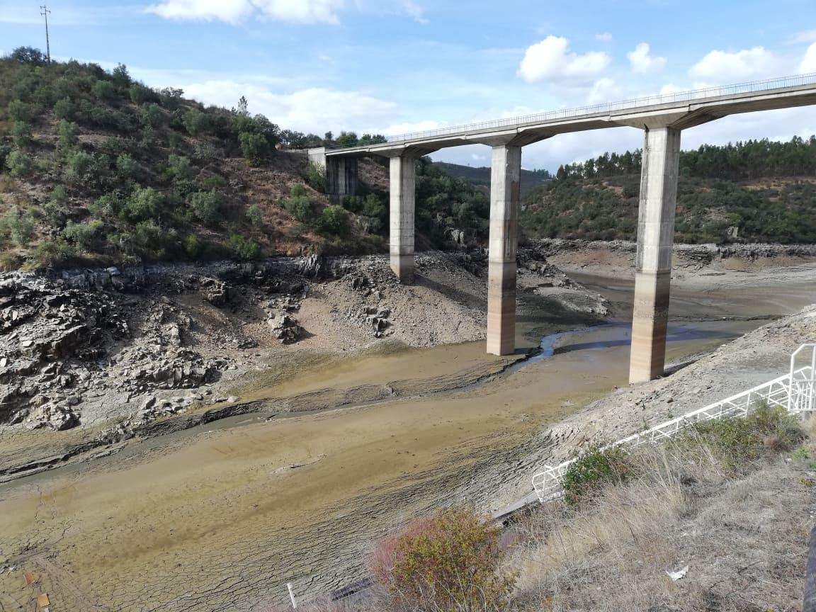 Populações ribeirinhas exigem indemnizações pela seca no rio Tejo