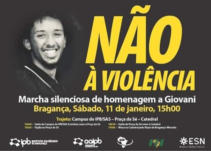 Marchas e vigílias em homenagem a Luís Giovani este sábado