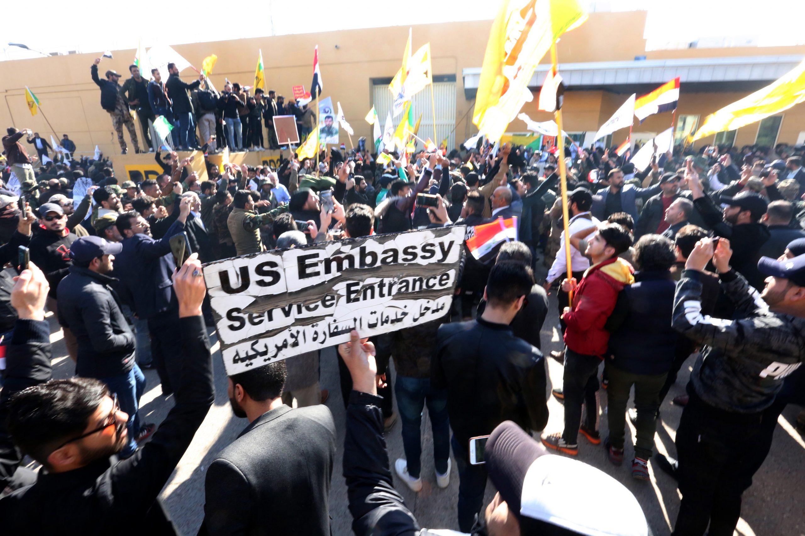 O rufar dos tambores de guerra Irano-Americanos