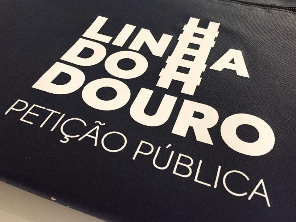 Petição em defesa da Linha do Douro será entregue no parlamento