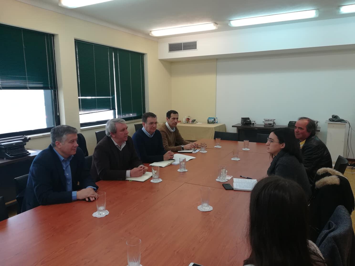 Bloco reúne com CIM -Terras de Trás-os-Montes para discutir a mobilidade na região