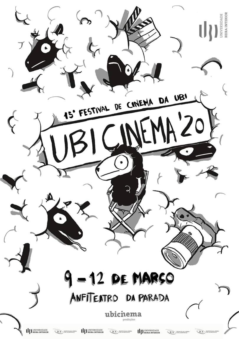 A 15ª edição do Festival de Cinema da UBI está a chegar