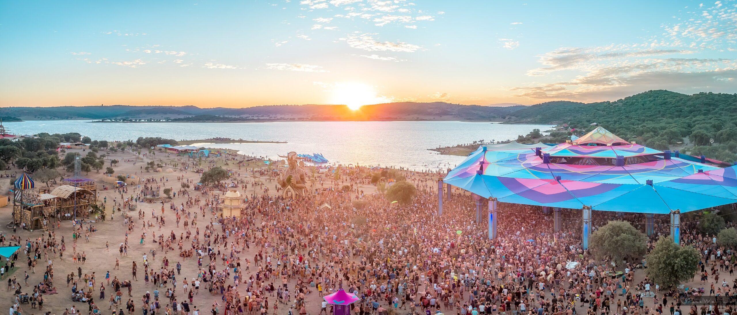 Boom Festival: os números deste festival internacional no interior de Portugal