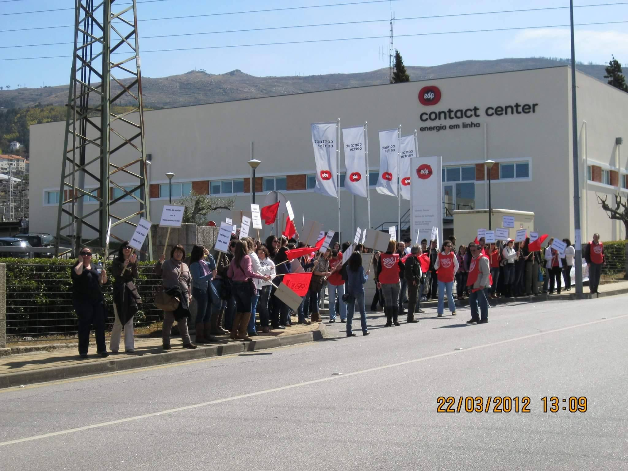 Trabalhadores do Call Center de Seia aguardam medidas preventivas contra o Covid-19