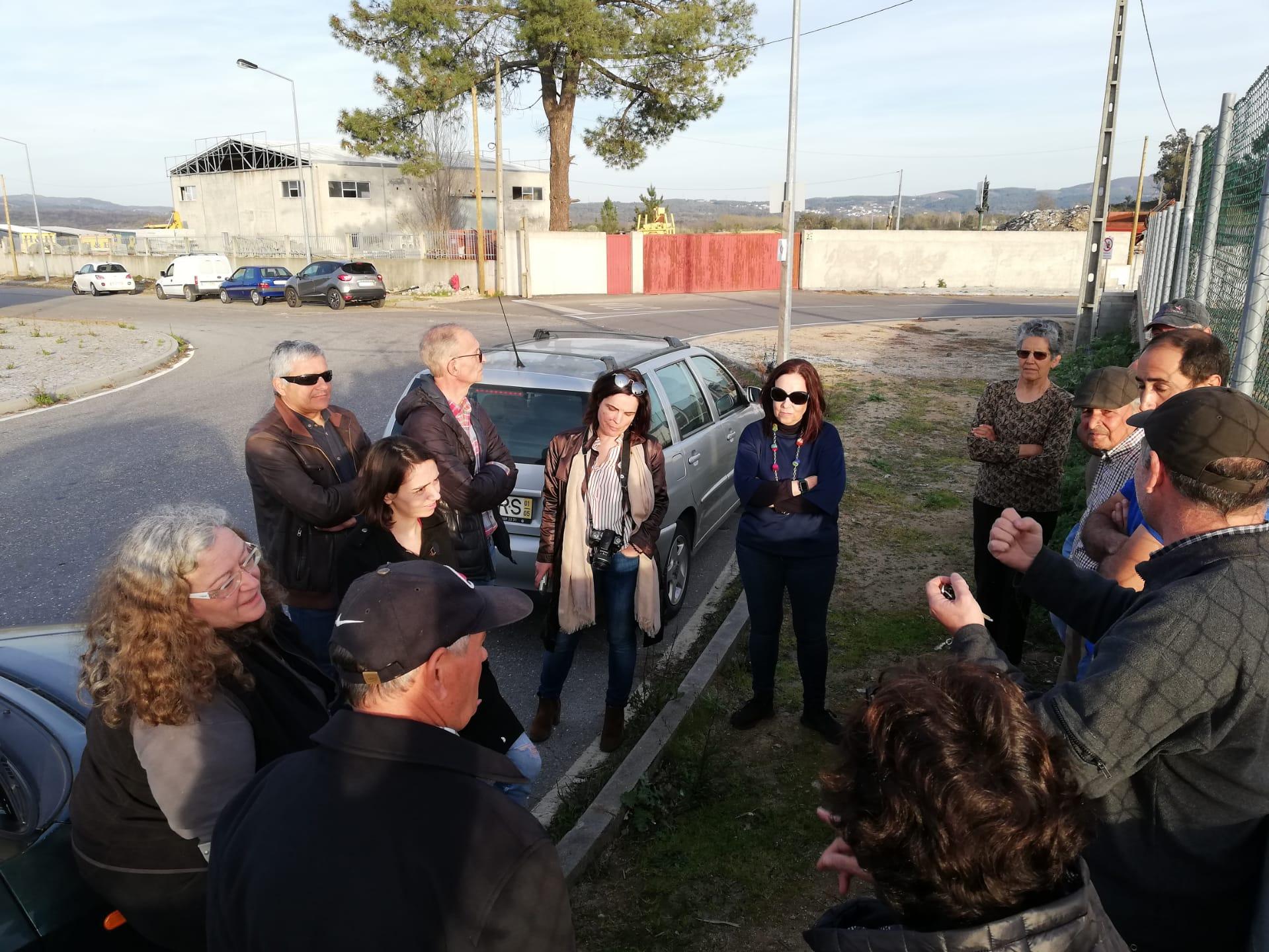 Central de Biomassa do Fundão: População espera e desespera