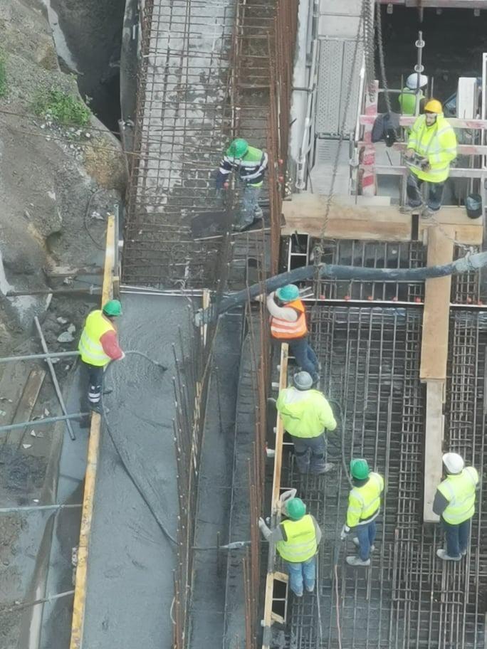 Covid-19: 1800 trabalhadores das hídricas do Tâmega em risco