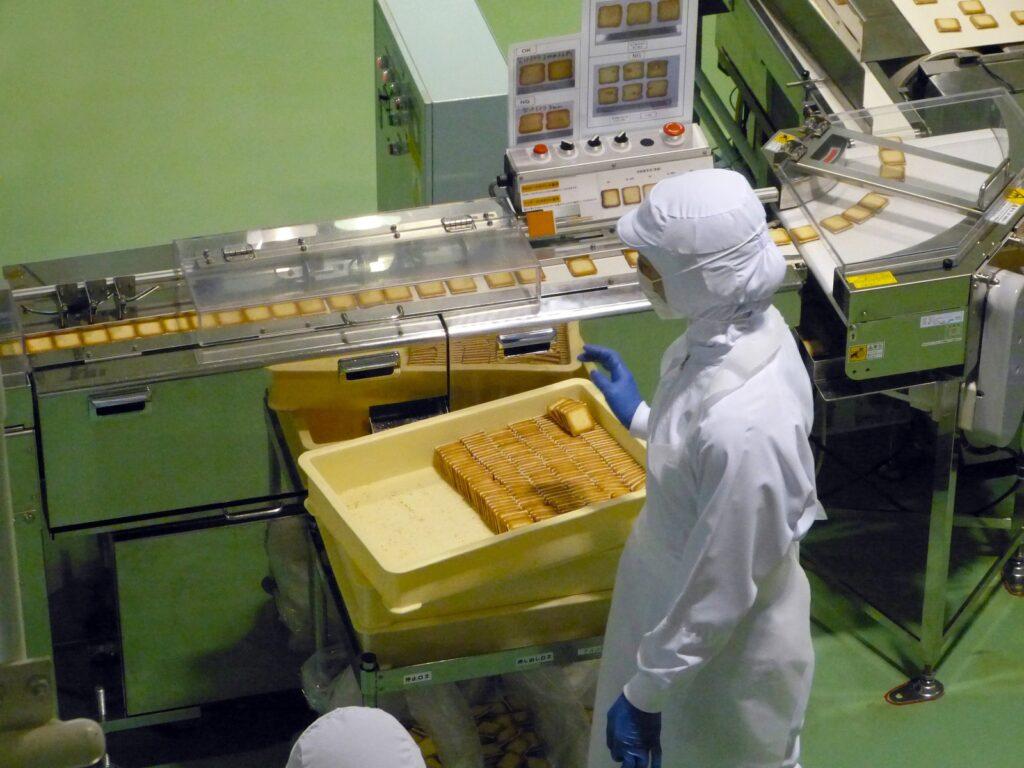 Trabalho Fábrica