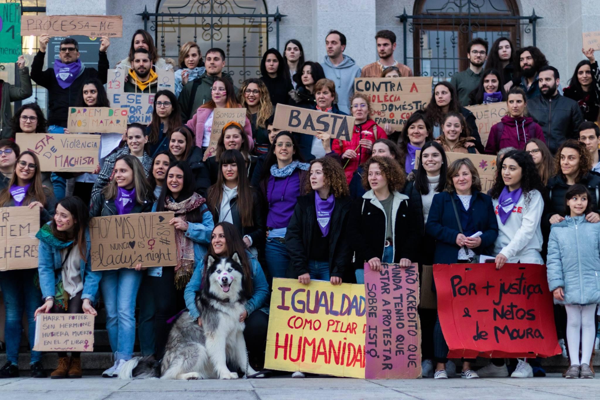 Rede 8 de Março convoca Greve Feminista Internacional em Portugal para o dia 8 de Março 2020