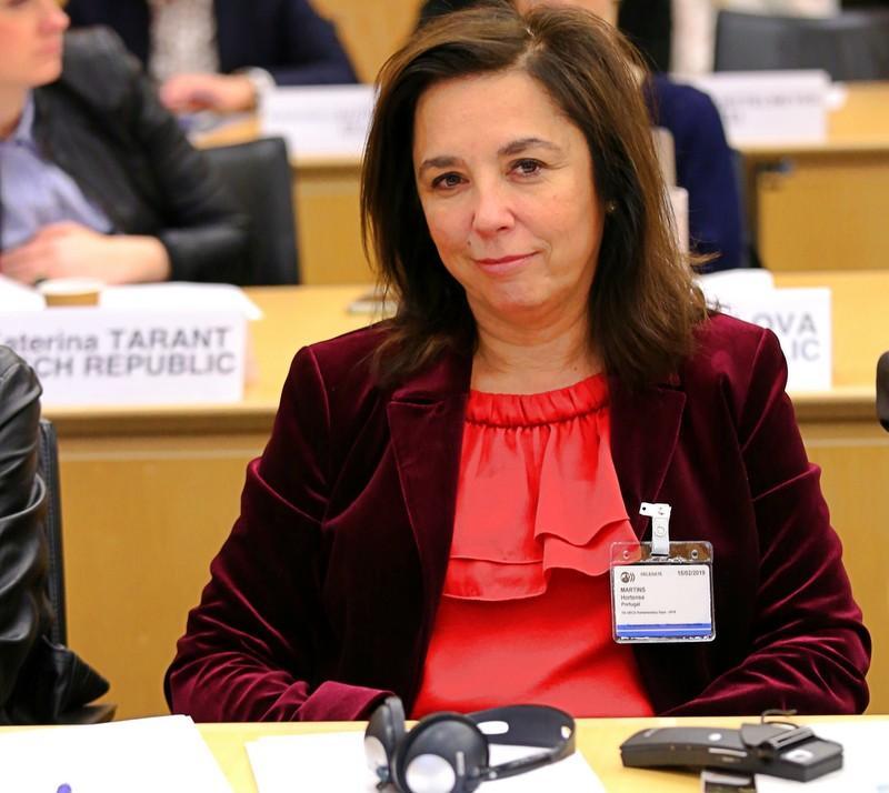 Assembleia da República levanta imunidade à deputada Hortense Martins
