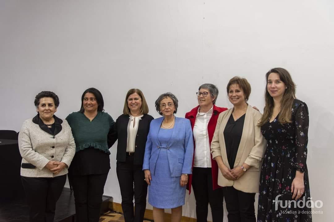 Galardão distinguiu sete Mulheres Notáveis da Beira Interior