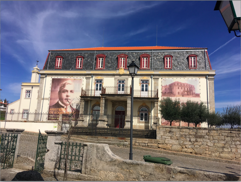 Foi aprovada a candidatura para a musealização da Casa de Aristides de Sousa Mendes
