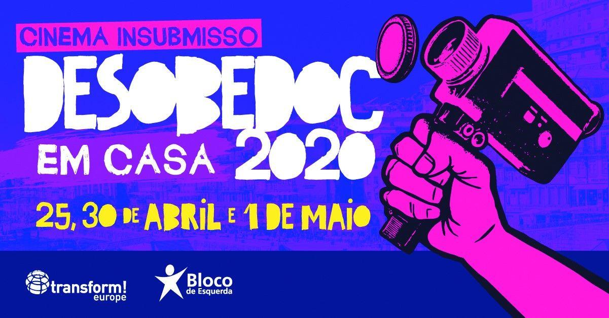 DESOBEDOC 2020: CINEMA INSUBMISSO EM CASA
