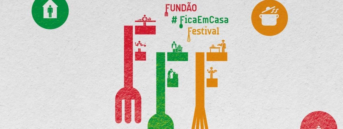 Fundão Fica Em Casa Festival apresenta agora iniciativa sobre gastronomia