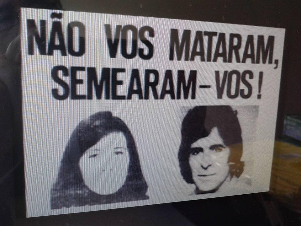 Padre Max e Maria de Lurdes foram assassinados há 44 anos