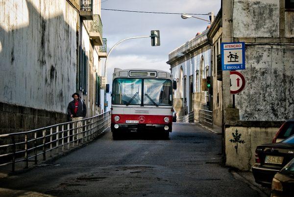 Autocarro Covilhã