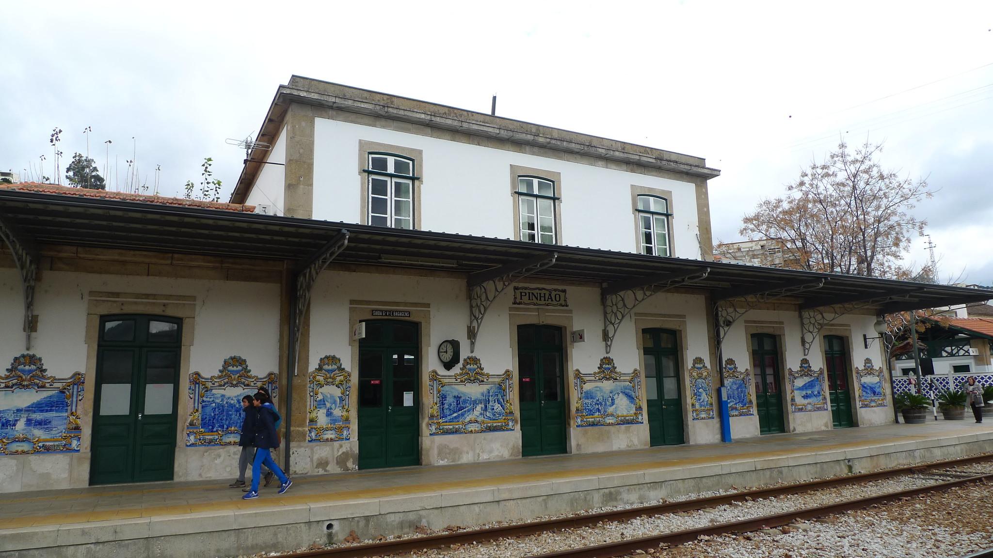 IP abre concurso público para reabilitação da linha do Douro entre Pinhão e Tua
