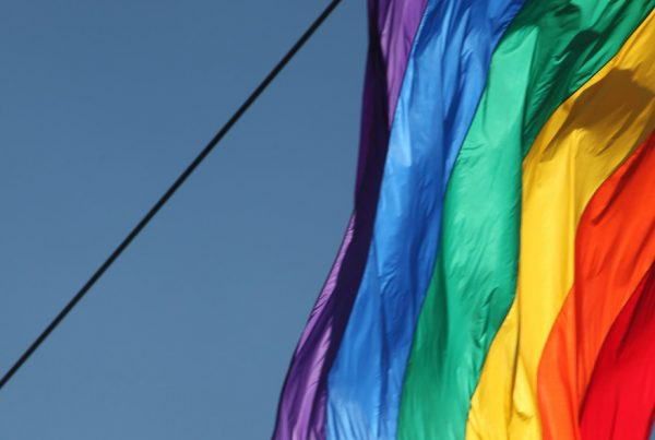 Bandeira LGBTI+