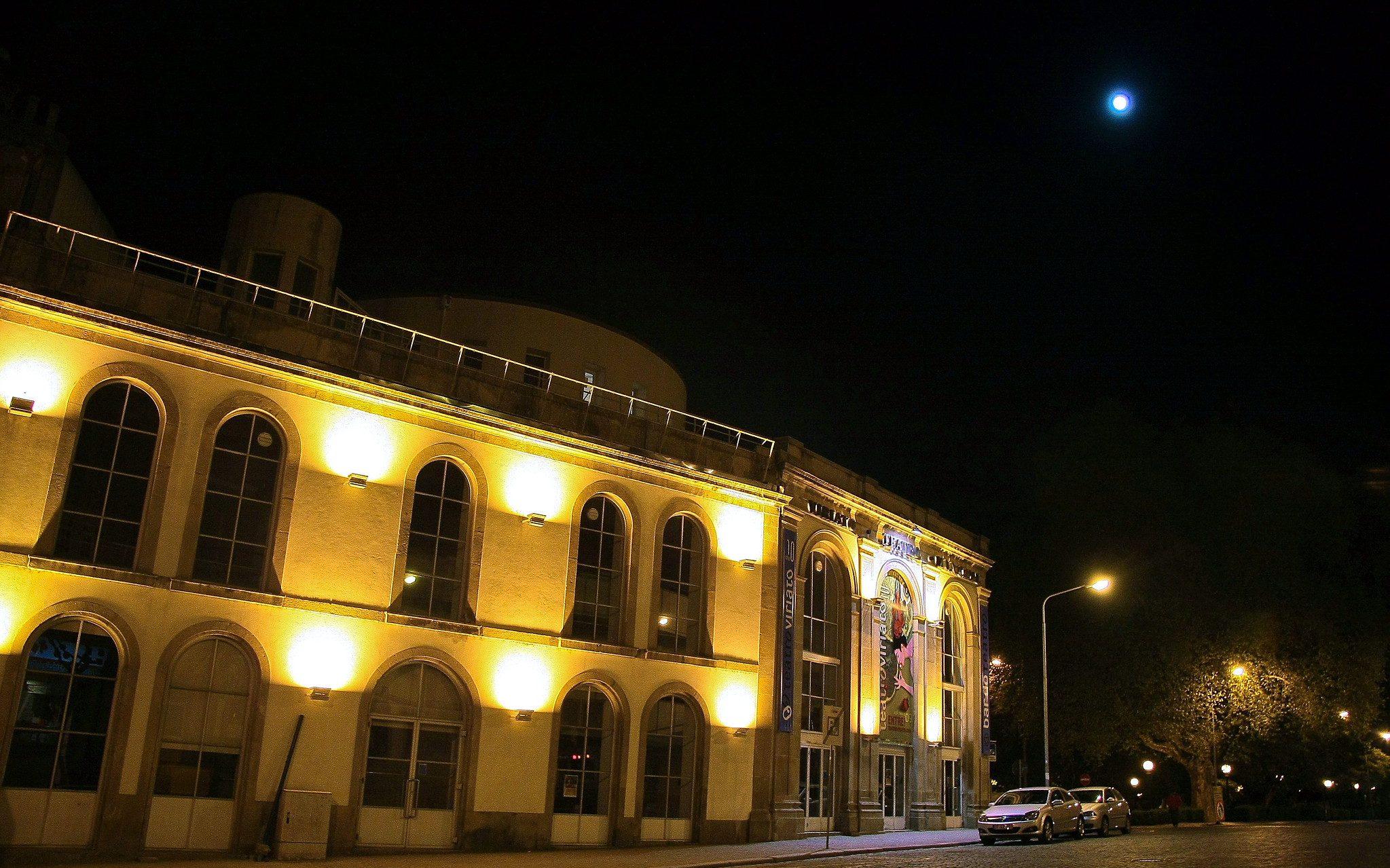 Teatro Viriato em Viseu reabre a 1 de junho