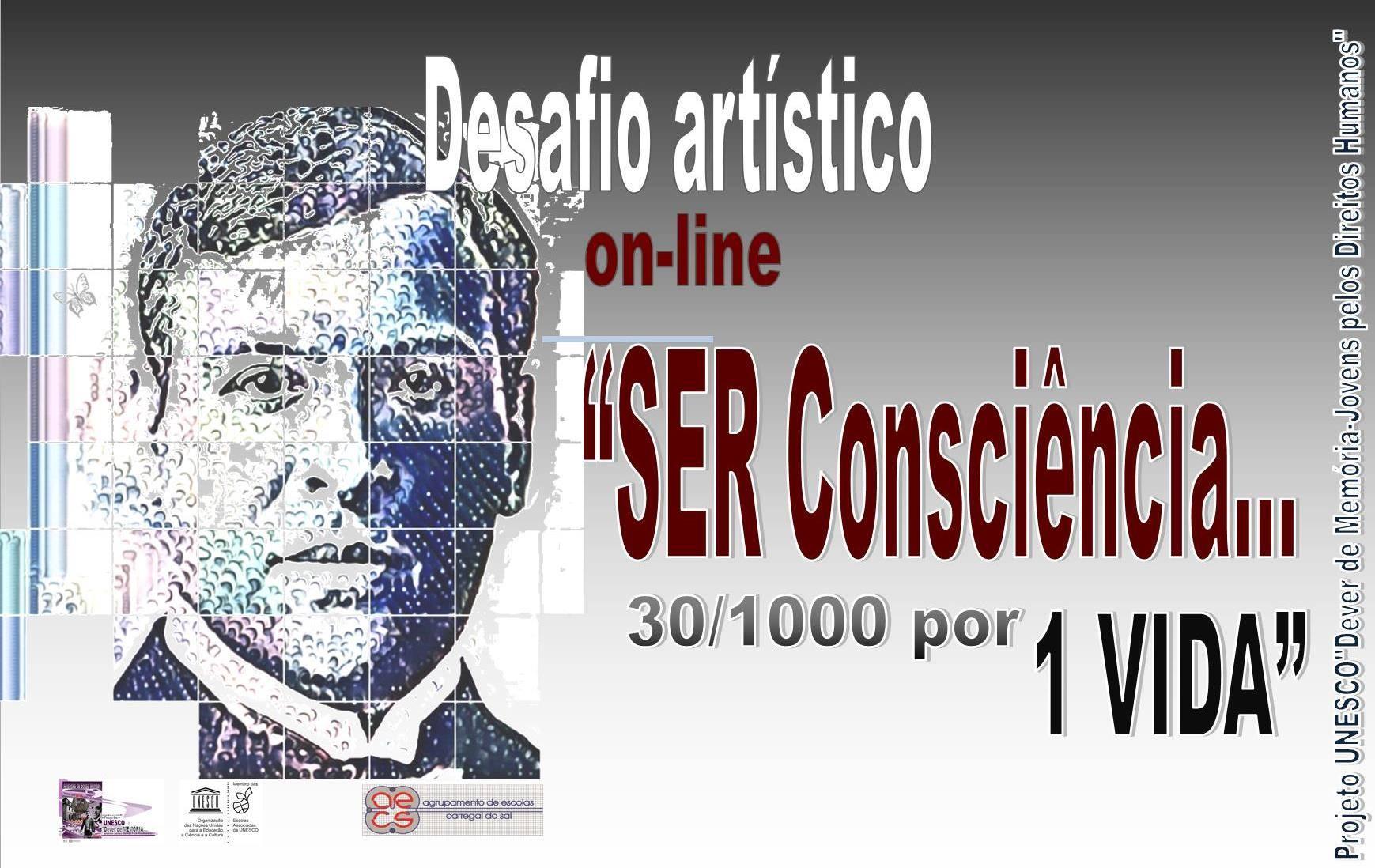 Agrupamento de Escolas de Carregal do Sal assinala os 80 anos do ato de consciência de Aristides de Sousa Mendes