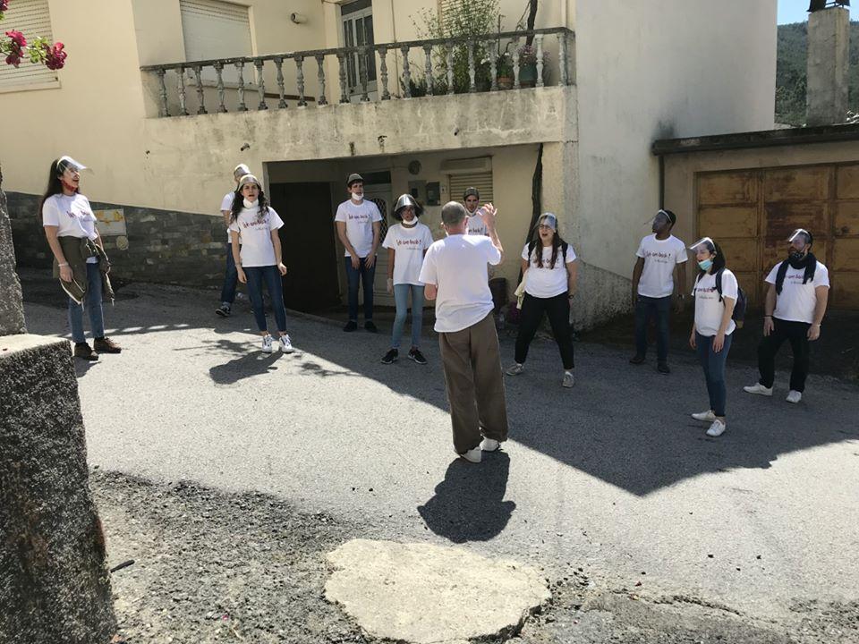"""""""Andante"""" do Coro Misto da Beira Interior leva música às ruas das aldeias"""