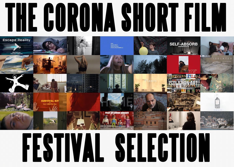 CORONA SHORT FILM FESTIVAL 2020: 35 CURTAS EM COMPETIÇÃO