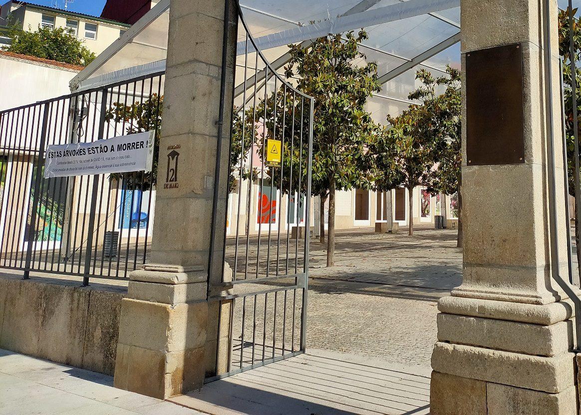 Polémicas com o Mercado 2 de Maio em Viseu