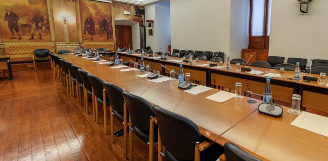 Sala de Comissão - Assembleia da República