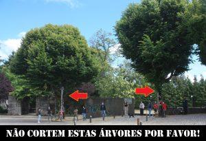 árvores Guarda
